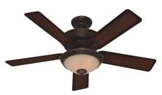 Hunter Italian Countryside 52 Ceiling Fan Model 20552 in Cocoa with