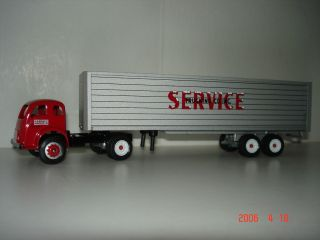 Service Trucking Co Inc Federalsburg MD Tractor Trailer SN10074
