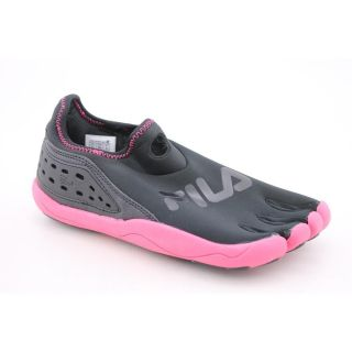 Fila Skele Toes TriFit Womens Size 8 Black Synthetic Walking Shoes
