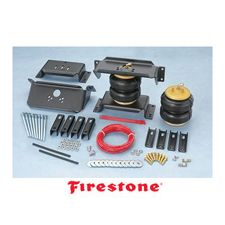 Firestone Ride Rite Air Bag Helper Springs Pair 2535