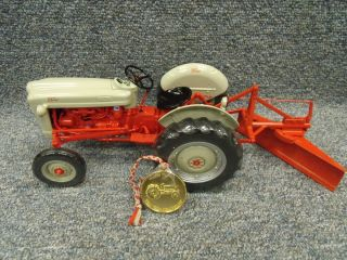 The Ford 1953 NAA Golden Jubilee 50th Anniversary Tractor