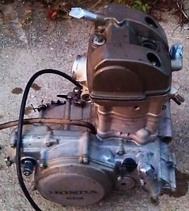 2007 Honda CRF450 CRF 450R CRF450R Complete Engine Motor Assembly 2007