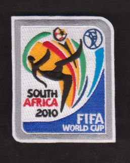 2010 FIFA World Cup Soccer Football Patch for Jersey