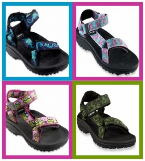 New Teva Hurricane Sandals Infant Toddler Twin Boy Girl