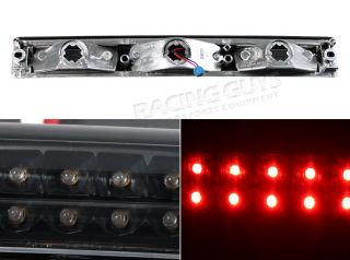 97 03 Ford F150 F 150 Pickup Truck XL SVT XLT Red LED Third Brake
