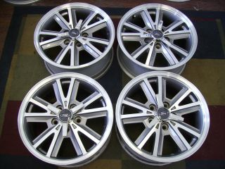 Ford Mustang Wheels Rims Stock Mustang Rims