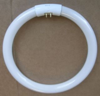 32027 27W 120V Circline Circular T6 Fluorescent Tube Light Bulb