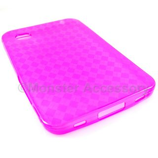 Pink Candy Case Cover for Samsung Galaxy Tab Accessory