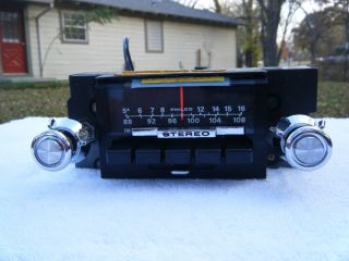 69 70 71 72 73 Ford Mustang Cougar AM FM Stereo Radio 73 79 Ford Truck