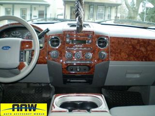 auction for 2009 2012 ford f 150 f150 xl xlt sxt interior wood dash