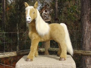 VERY RARE FurReal Friends 3ft Tall Horse BUTTERSCOTCH Pony