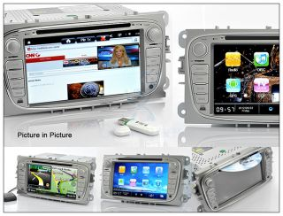 Car Android 4.0 Dash DVD Player for Ford Mondeo   GPS, 3G, WiFi, 2DIN