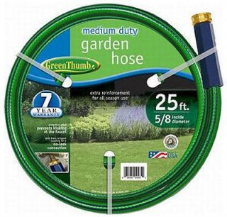 Teknor Apex 156356 5 8 x 25 Medium Duty Garden Hose