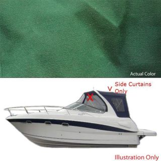 Four Winns 0723482 VISTA328 Port STBD Green Boat camper Side Curtain