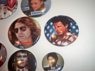 description plus rick springfield boy george the michael jackson pin