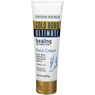 Ultimate healing foot cream by Gold Bond helps heal dry, rough and