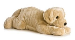 Plush Golden Retriever yellow lab Soft Stuffed Animal big dog toy gft