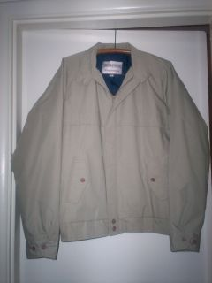 Field Stream Gordon Ferguson Mens Khaki Jacket L