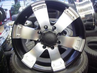 20 Granite Alloy GA5 Wheel Rim Chevy GMC Dodge 2500