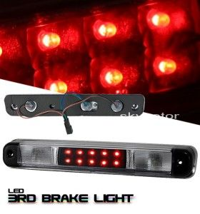1988 1998 Chevy Silverado GMC Sierra C10 CK LED 3rd Tail Brake Light