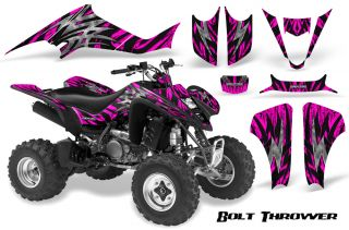 Suzuki LTZ 400 03 08 Graphics Kit Creatorx Decals BTP