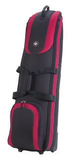 New Golf Travel Bags Roadster 3 0 Wheeled Black Red