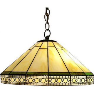 Warehouse of Tiffany Roman 2 Light Hanging Pendant