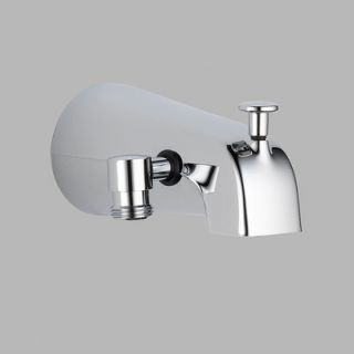 Elizabethan Classics Wall Mount Tub Faucet with Hand Shower and Hot