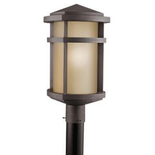 Kichler Lantana Fluorescent Light Outdoor Post Lantern in