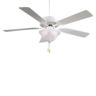 Minka Aire 52 Contractor 5 Blade Ceiling Fan   F548 ORB