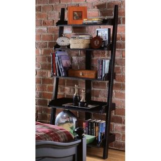 American Drew Camden 76 H Wall Storage in Black