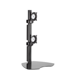 Chief Flat Panel Dual Vertical Monitor Table Stand