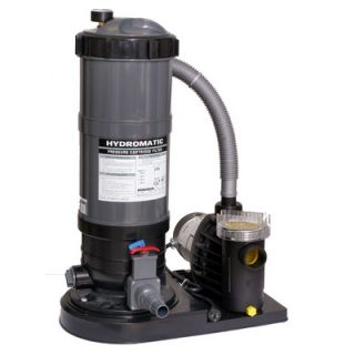 Swim Time 120 Square Foot Cartridge Filter System