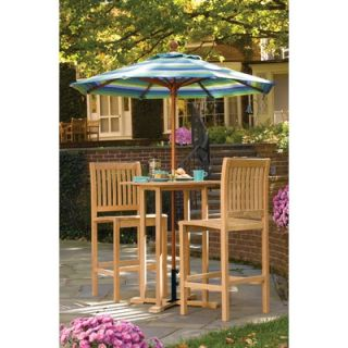 Oxford Garden Sonoma Outdoor Bar Table
