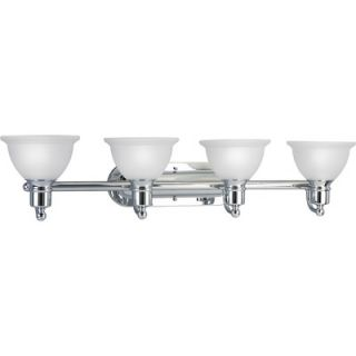 Progress Lighting Madison Vanity Light in Polished Chrome   P3164 15
