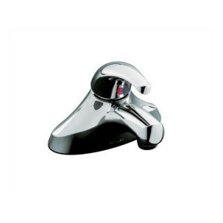 Kohler Coralais Centerset Bathroom Faucet with Single Lever Handle