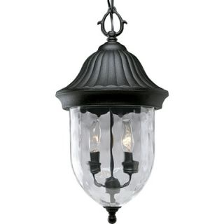 Progress Lighting Coventry Hanging Lantern in Black   P5529 31