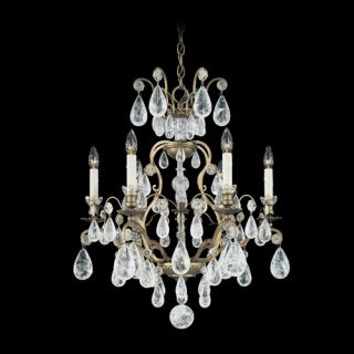 Justice Design Group Alabaster Rocks Dakota 36 Light Chandelier