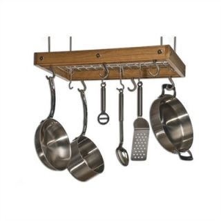 Adams Cherry Ceiling Mini Pot Rack