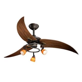 Minka Aire 52 Concept I 3 Blade Ceiling Fan