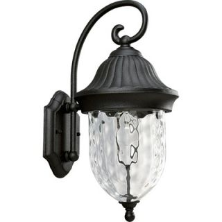 Progress Lighting Coventry Wall Lantern in Black   P5828 31