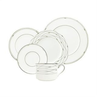 Royal Doulton Precious Platinum 5 Piece Place Setting   01651002
