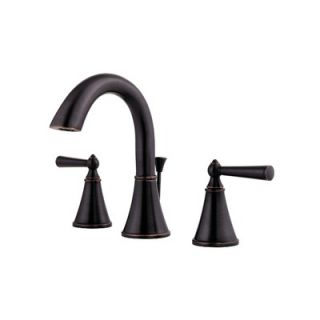 Price Pfister Saxton Widespread Bathroom Faucet with Double Handles