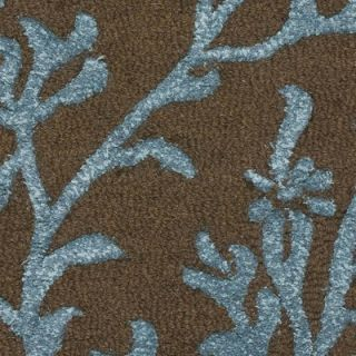 Safavieh Soho Brown/Light Blue Rug