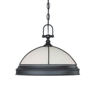 Nuvo Lighting Salem 1 Light Pendant   60/2818/60/2819