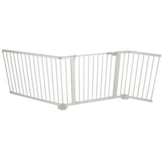 Cardinal Gates VersaGate Custom Safety Pet Gate in White