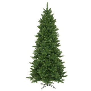 Vickerman Camdon Fir 8.5 Artificial Slim Christmas Tree