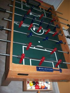 Harvard Multi Game Table Foosball Pool Hockey Tennis Bowling and More