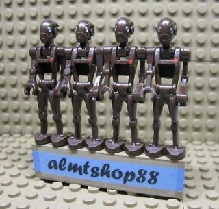 LEGO Star Wars   4x Commando Droids Minifigure 9488 ARC Clone Army