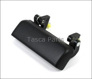 Brand New Black RH Front Door Handle Latch Ford F37Z 1022404 A